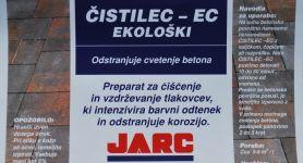 Čistilec - EC ekološki