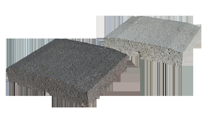 Kapa za lomljeni zidak in okrasni zid