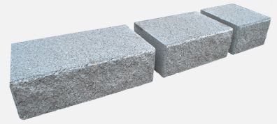 Okrasni zid - lomljeni (siva)