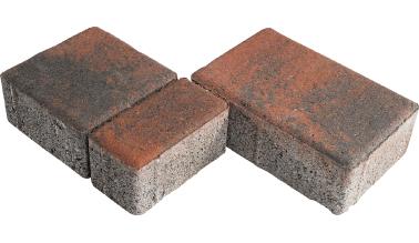 Betonski zidaki različnih oblik