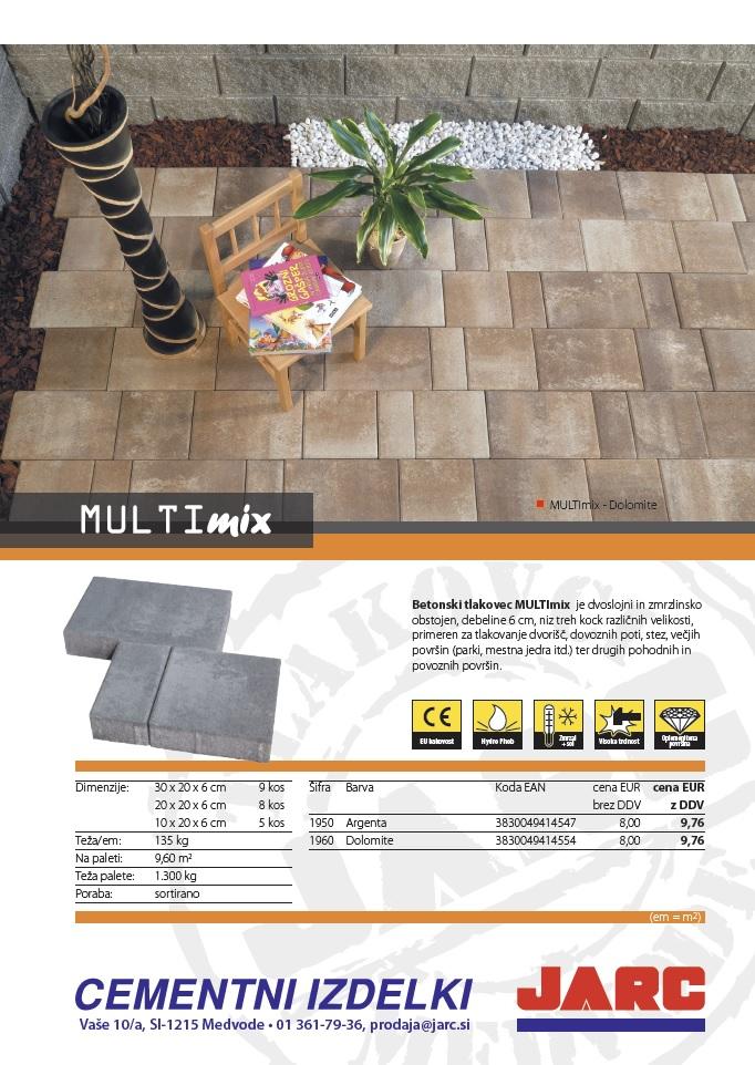 Trajno nizka cena - MULTImix
